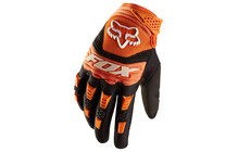 Fox Dirtpaw Gants longs Homme orange/noir